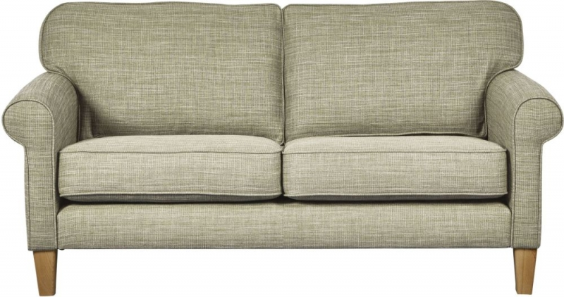 Mark Webster Maddison Clay Fabric Small Sofa