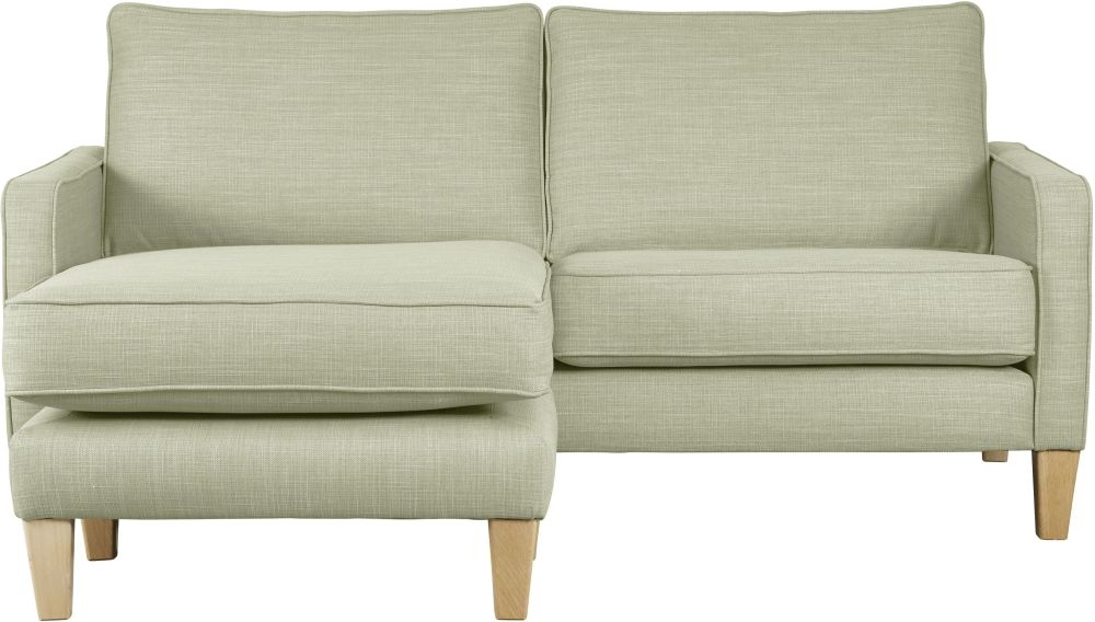 Mark Webster Maddox Clay Fabric Chaise Group Sofa