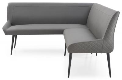 Mark Webster Morada Dark Grey Right Hand Facing Corner Sofa