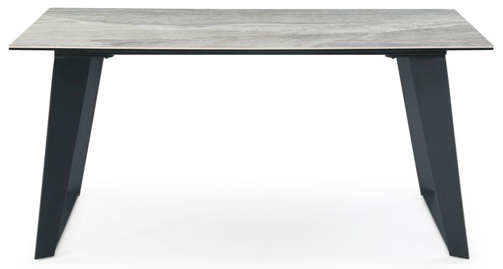 Mark Webster Morada 145cm Grey Dining Table