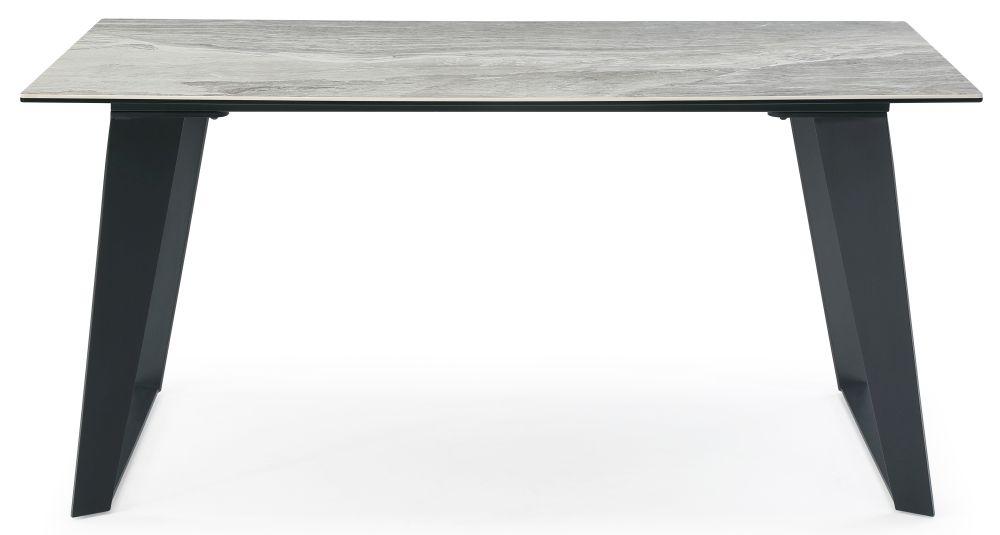 Mark Webster Morada 160cm Grey Dining Table