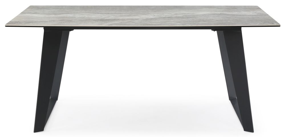 Mark Webster Morada 180cm Grey Dining Table