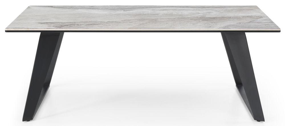 Mark Webster Morada Grey Coffee Table