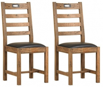 Mark Webster New York Dining Chair (Pair)