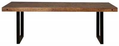 Mark Webster New York Dining Table - Large Fixed Top