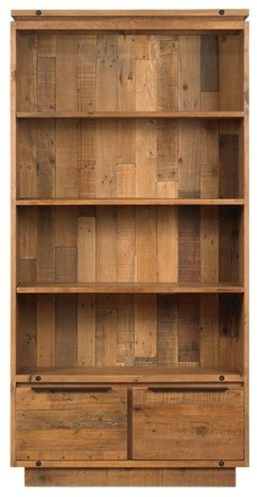 Mark Webster New York Reclaimed Pine Bookcase