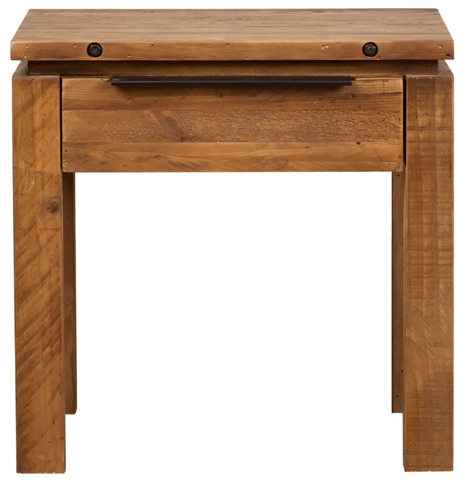 Mark Webster New York Lamp Table with Drawer