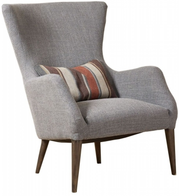 Mark Webster Caprio Fabric Accent Chair