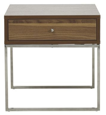 Mark Webster Thetford Lamp Table with 1 Drawer
