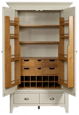 Mark Webster Padstow Painted Larder Unit