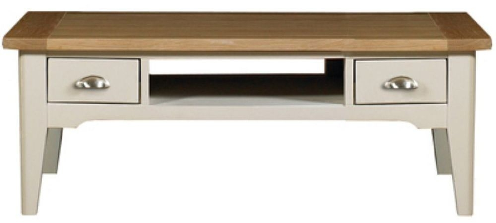 Mark Webster Padstow Painted Coffee Table