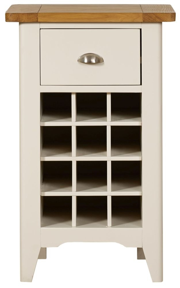 Mark Webster Padstow Painted Wine Rack - Small