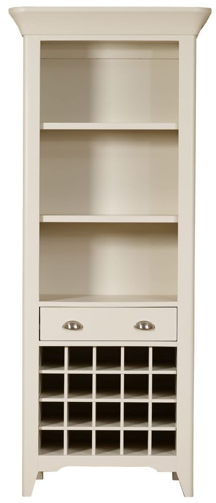Mark Webster Padstow Painted Wine Rack - Tall Storage