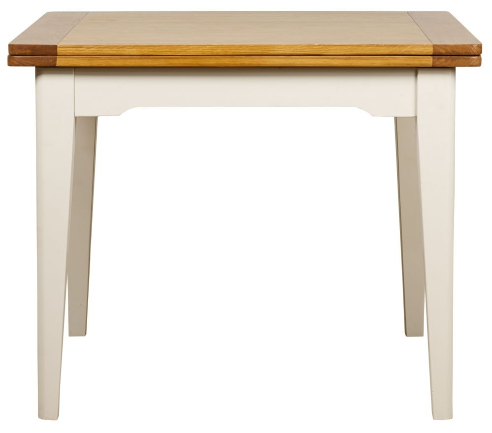 Mark Webster Padstow Painted Dining Table - Flip Top