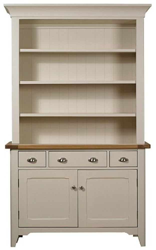 Mark Webster Padstow Painted Sideboard with Hutch - Small