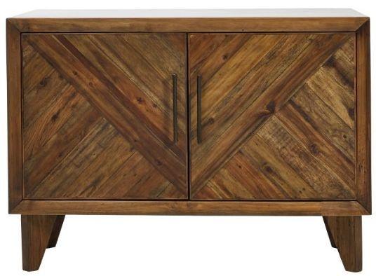 Mark Webster Parq Reclaimed Pine Sideboard - Small 2 Door