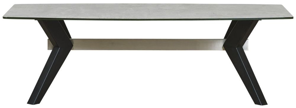 Mark Webster Soho Concrete Effect Coffee Table