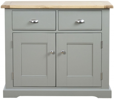 Mark Webster Waterford Sideboard - Oak and Grey