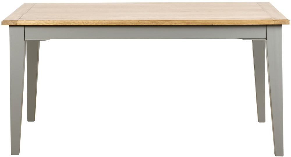 Mark Webster Waterford Dining Table - Oak and Grey