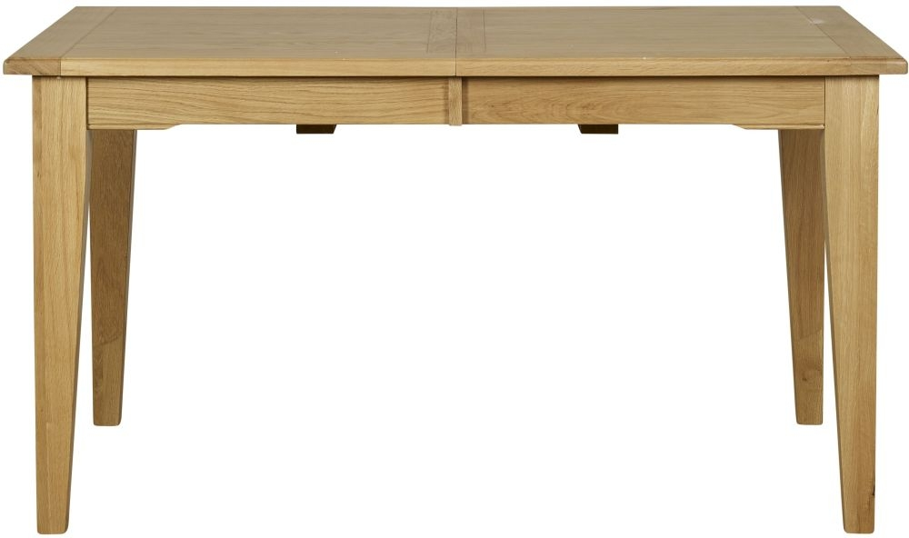 Mark Webster Westport Oak Extending Dining Table