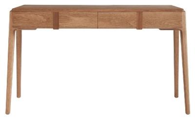 Nathan Cornholme Oak Desk