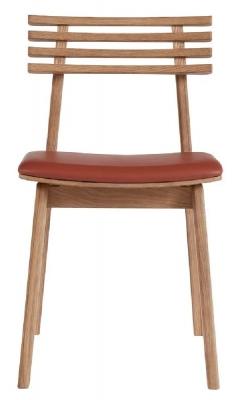 Nathan Cornholme Oak Office Chair