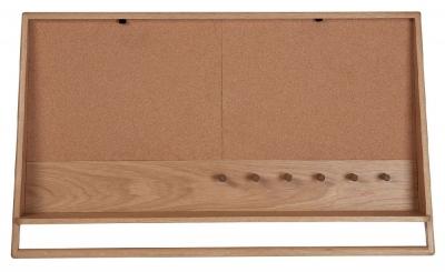 Nathan Cornholme Oak Wall Board