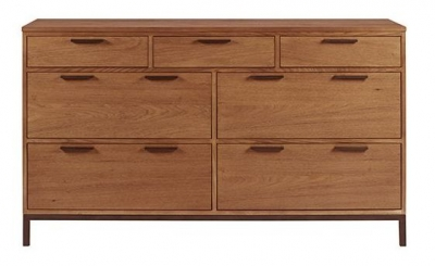 Nathan Palma Industrial 3+4 Drawer Chest