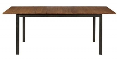 Nathan Palma Industrial Extending Dining Table