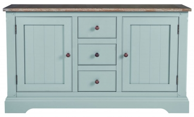 Nathan Tiverton Painted 2 Door 3 Drawer Sideboard