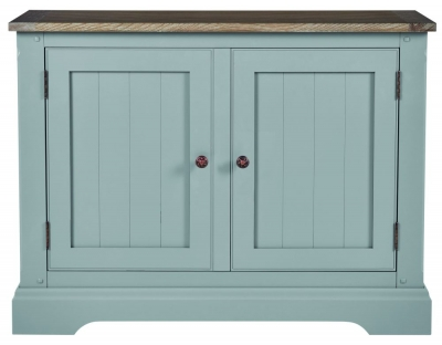 Nathan Tiverton Painted 2 Door Sideboard