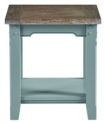 Nathan Tiverton Painted Side Table
