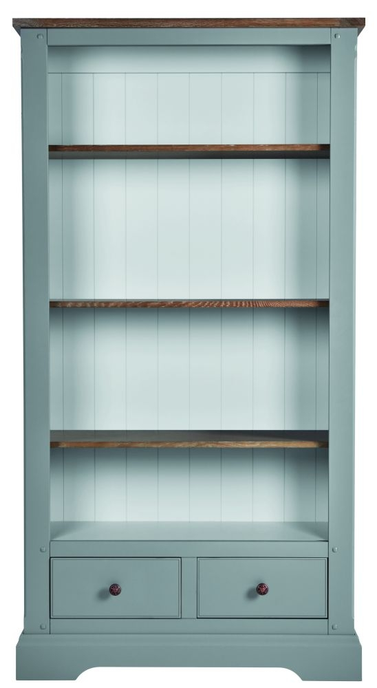 Nathan Tiverton Painted Bookcase
