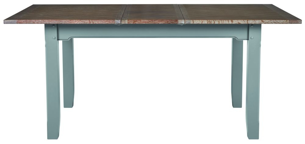 Nathan Tiverton Painted Extending Dining Table