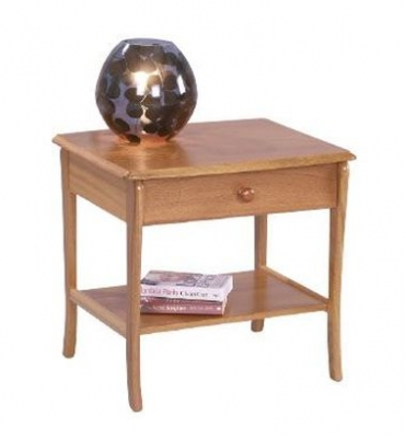 Nathan Trafalgar Lamp Table