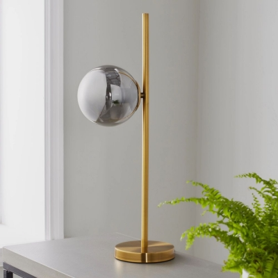 Sphere Gold Table Lamp