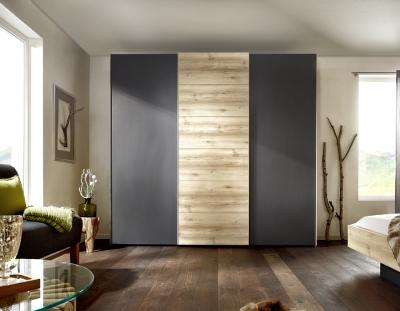 Nolte Attraction Wood Sliding Wardrobe