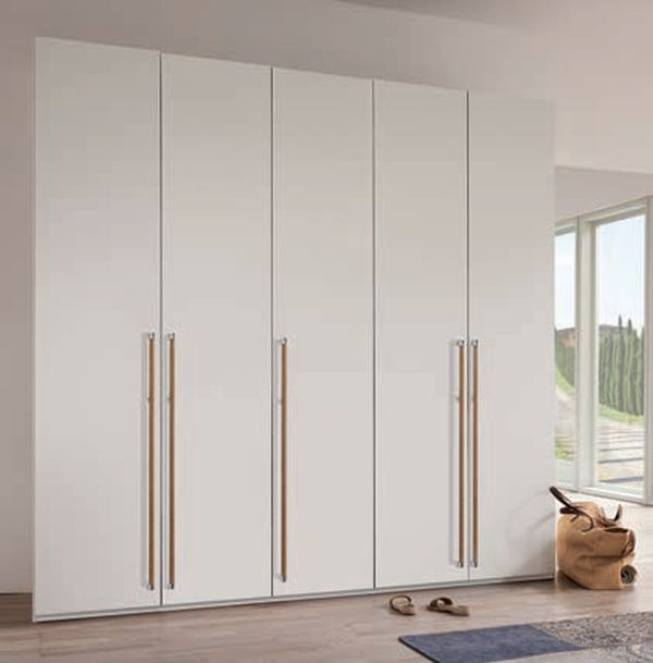 Nolte Columbus Plain Single Door Hinged Wardrobe