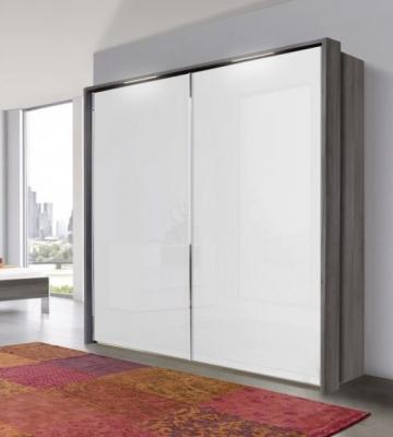 Nolte Evena Wood Doors Sliding Wardrobe