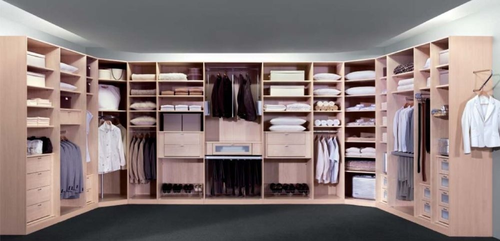 Nolte Horizont 3000 Corner Wardrobe without Door