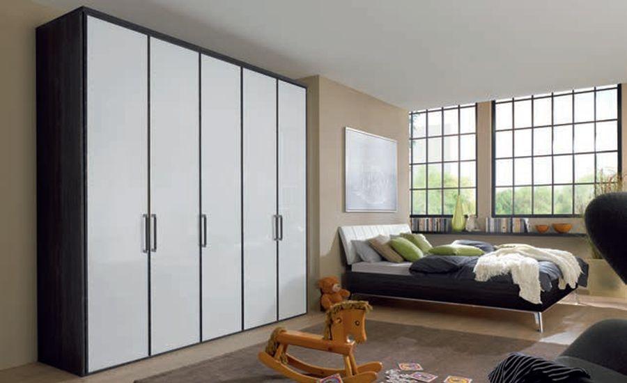 Nolte Horizont 6000 Plain Door Hinged Wardrobe