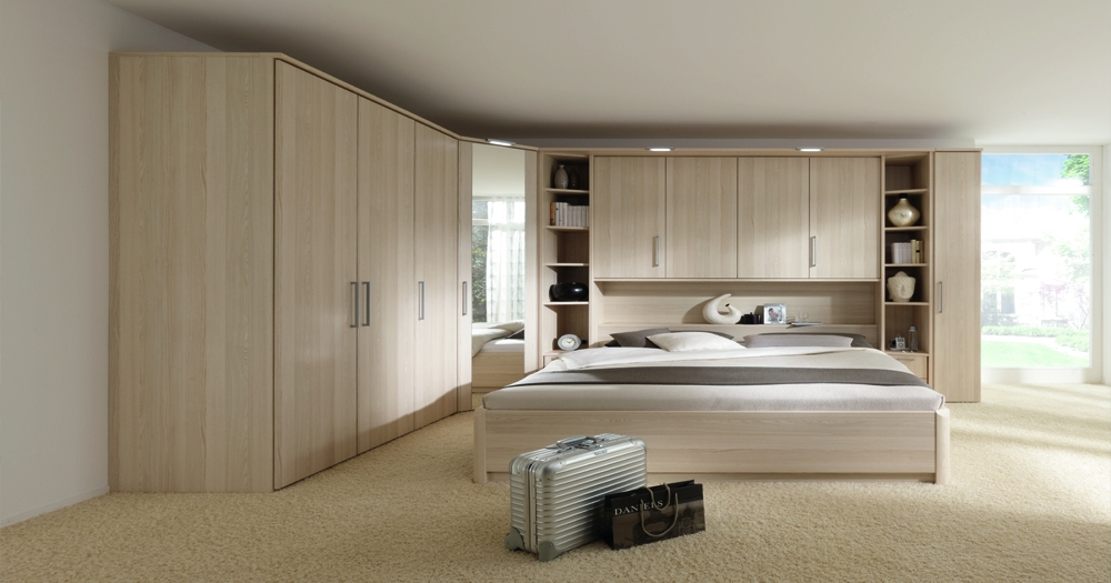 Nolte Horizont 7500 Plain Door Hinged Wardrobe