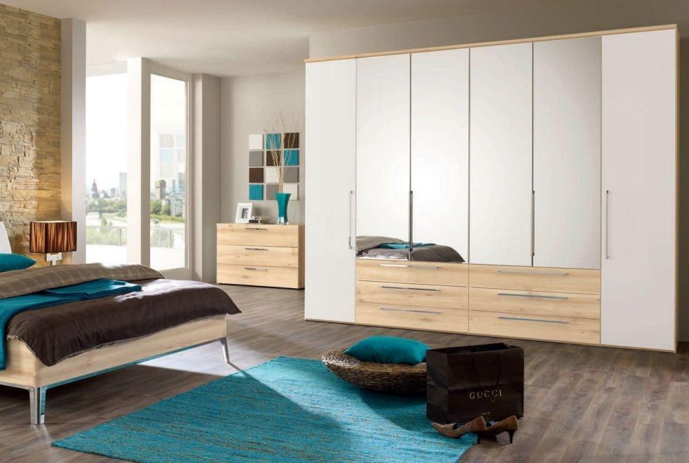 Nolte Horizont 8000 High Gloss Single Door Hinged Wardrobe