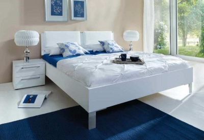 Nolte Sonyo Plus Bedframe 1 with Padded Panel
