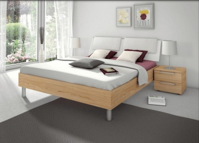 Nolte logo möbel  Buy Nolte Sonyo Bedframe 2 with Padded Panel Online - CFS UK