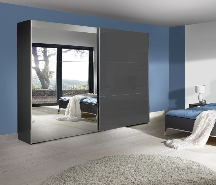Nolte Velia 3 Version - 2A Sliding Wardrobe
