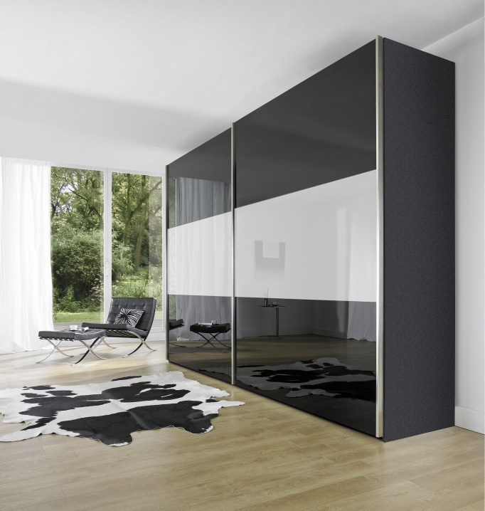 Nolte Velia 3 Version - 2B Sliding Wardrobe