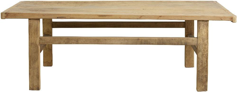 NORDAL Argun Elm Wood Coffee Table