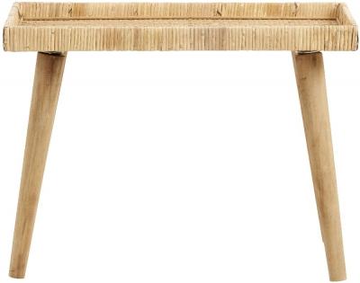 NORDAL Rivas Rattan Side Table