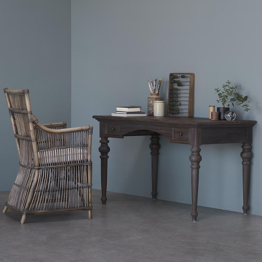 Nova Solo Hygge Reclaimed Wood Writing Desk